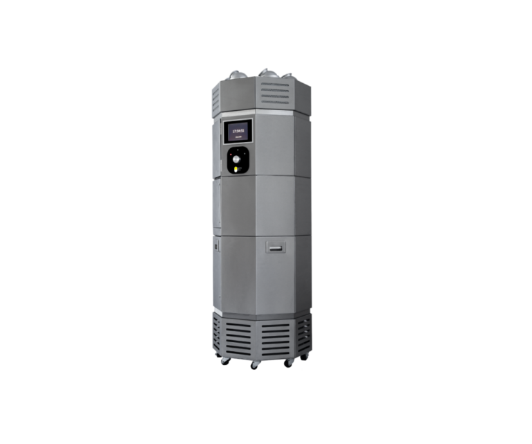 PAT3 totem sanificatore aria superfici tecnologia italiana