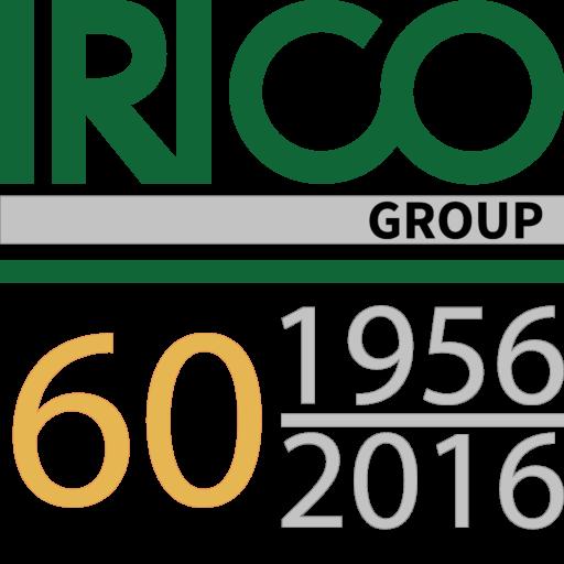 IRICO Group logo 60 anni