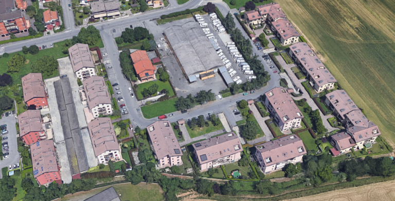 residential buildings plants