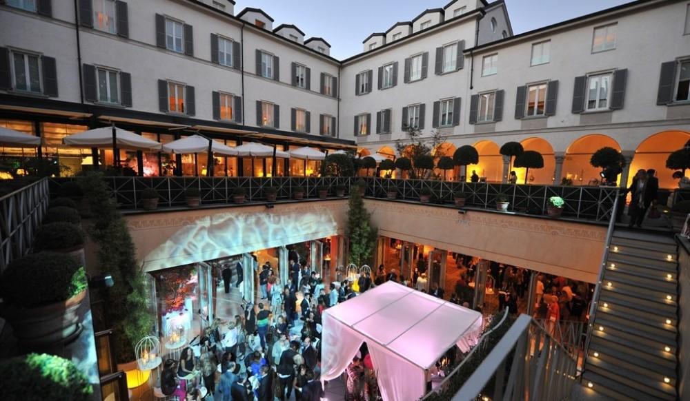 Hotel four seasons milano irico impianti elettrici e for On off illuminazione milano