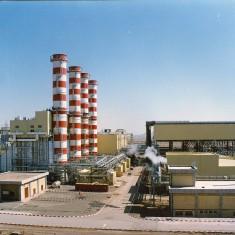 Power station IRAN